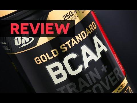 ON Gold Standard BCAA – Despre Suplimente
