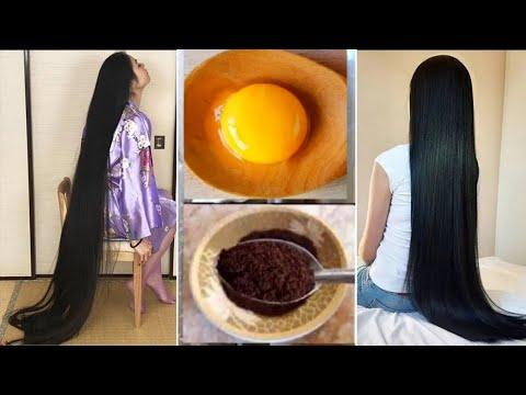 How To Grow Hair 2cm A Day Very Fast    Hair growth challenge