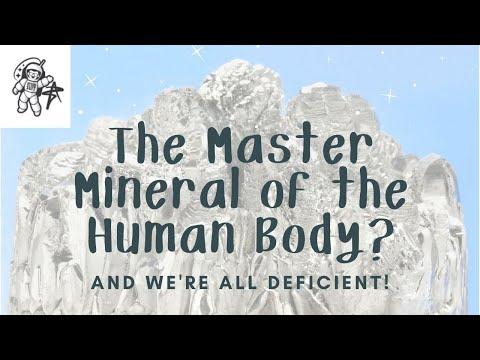 Magnesiumgehalte laag? Het meestermineraal van het menselijk lichaam (en we hebben allemaal een tekort!)
