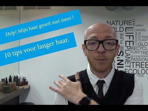 10 tips om LANGER HAAR te krijgen! tip van de kapper