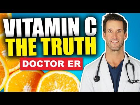 VITAMIN C & COVID? Real Doctor Explains Impressive Benefits of Vitamin C Supplements