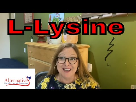 L Lysine-aminozuur – Wat kan het voor u doen?