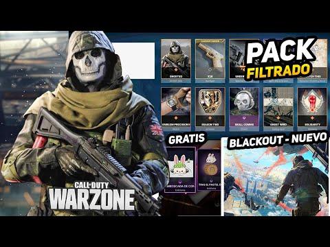 Temporada 2 Vault Packs Filtrados Warzone, Lotes Gratuitos,  Nuevo mapa Cod Mobile , BETA Vanguard