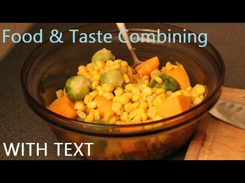 Voedsel & Smaak Combineren